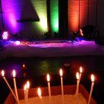 Eine Kerze zu jeder persönlichen Fürbitte